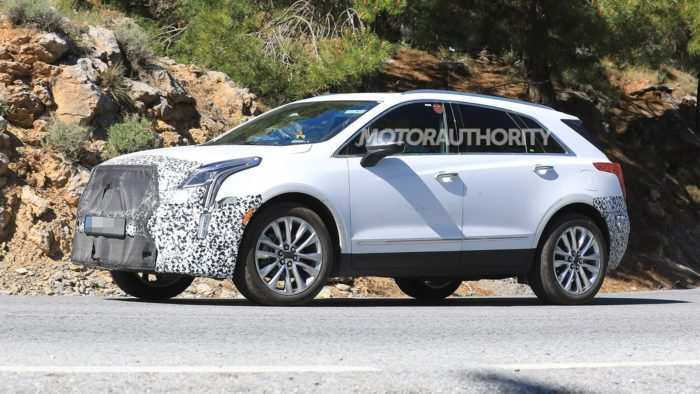 40 The Spy Shots Cadillac Xt5 Redesign and Concept with Spy Shots Cadillac Xt5