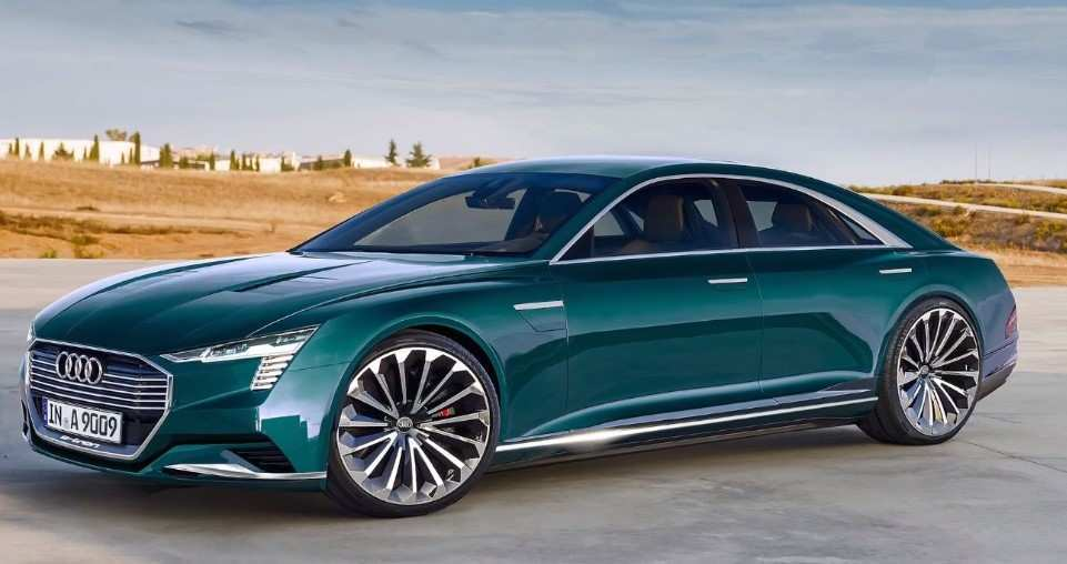 41 Great Audi A9 Specs Redesign for Audi A9 Specs