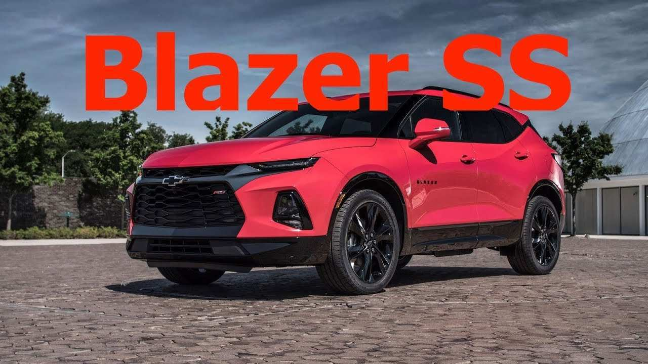 41 The 2019 Chevy Trailblazer Ss History for 2019 Chevy Trailblazer Ss