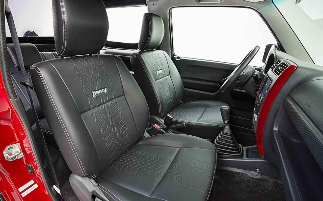 41 The Suzuki Jimny Interior Overview by Suzuki Jimny Interior