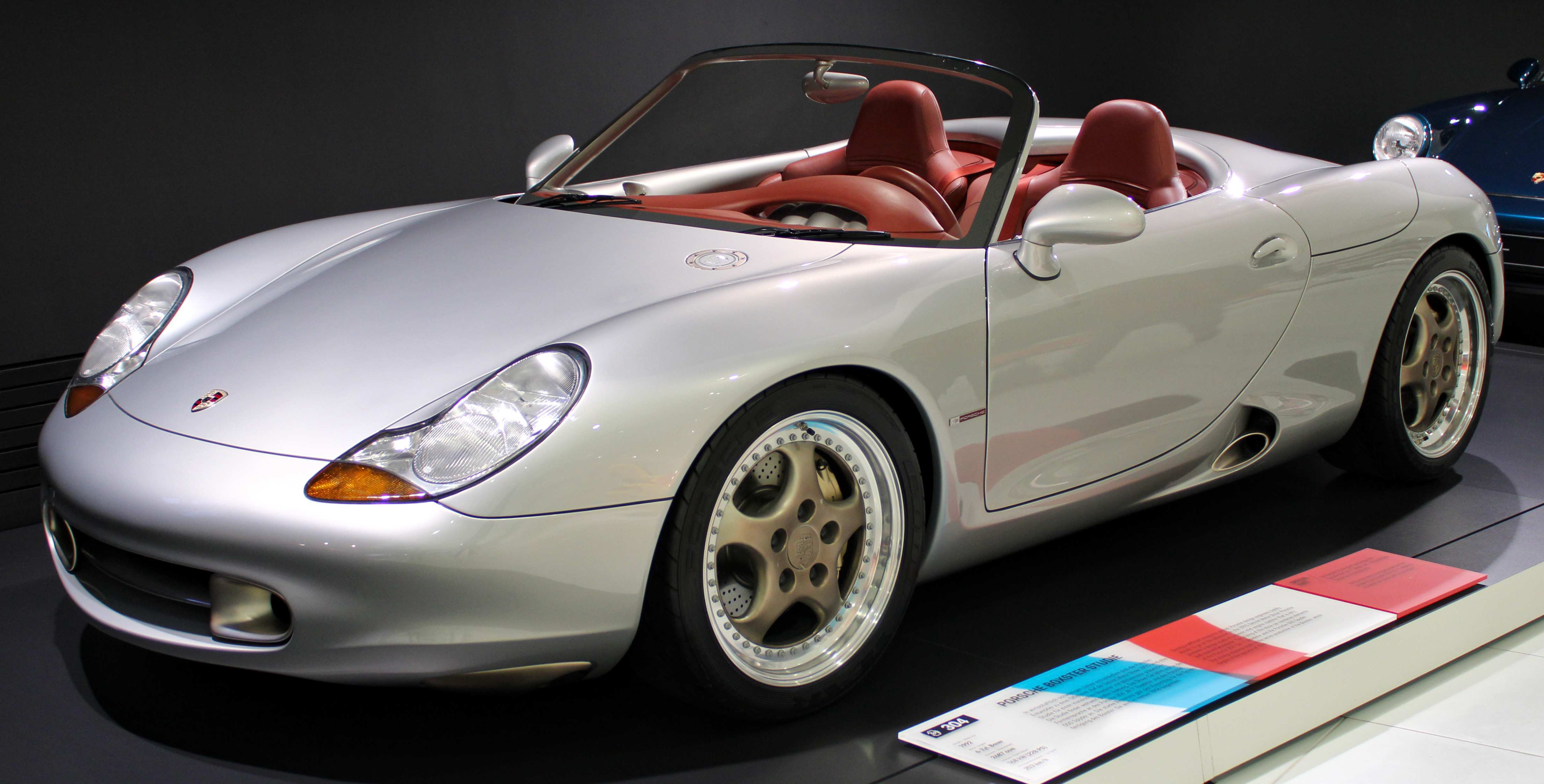 42 Gallery of Porsche Boxster Concept Price for Porsche Boxster Concept