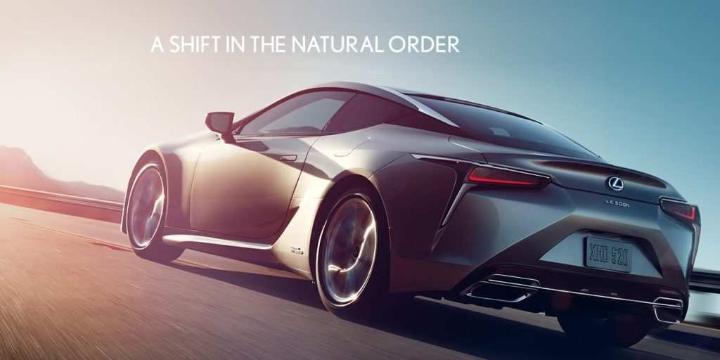 42 Great 2019 Lexus Lf Lc Redesign and Concept for 2019 Lexus Lf Lc