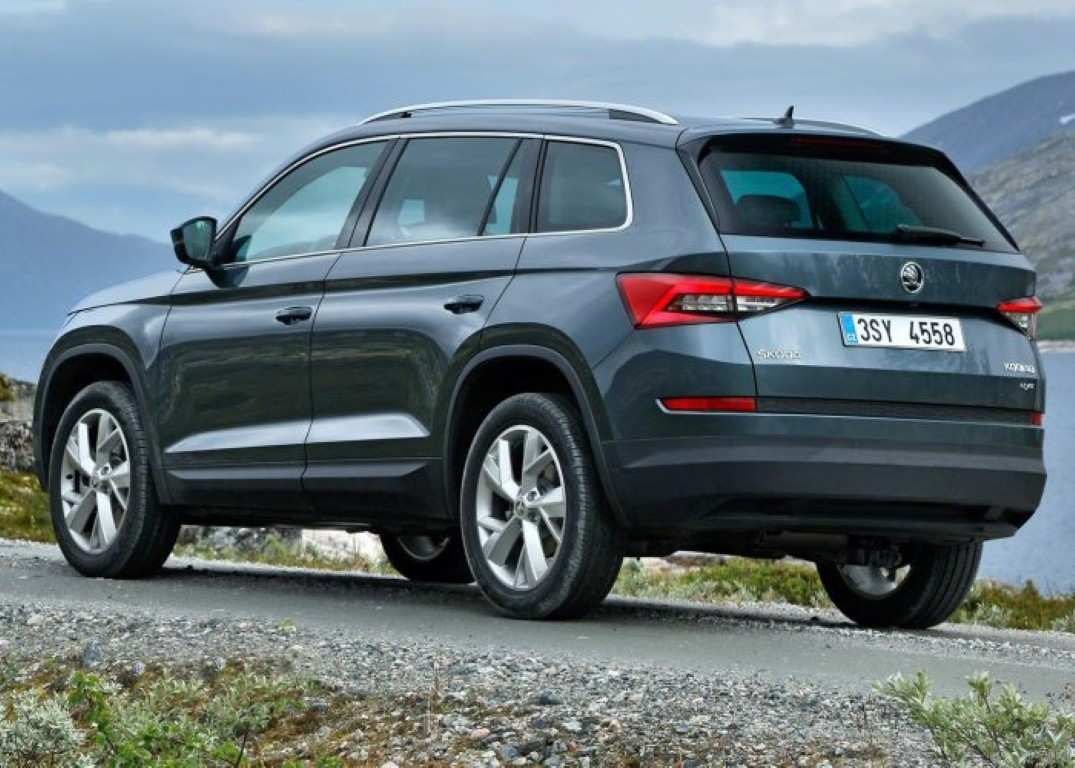 42 New 2019 Skoda Snowman Configurations with 2019 Skoda Snowman