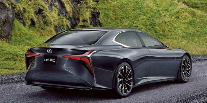 43 Great 2019 Lexus Lf Lc Specs with 2019 Lexus Lf Lc