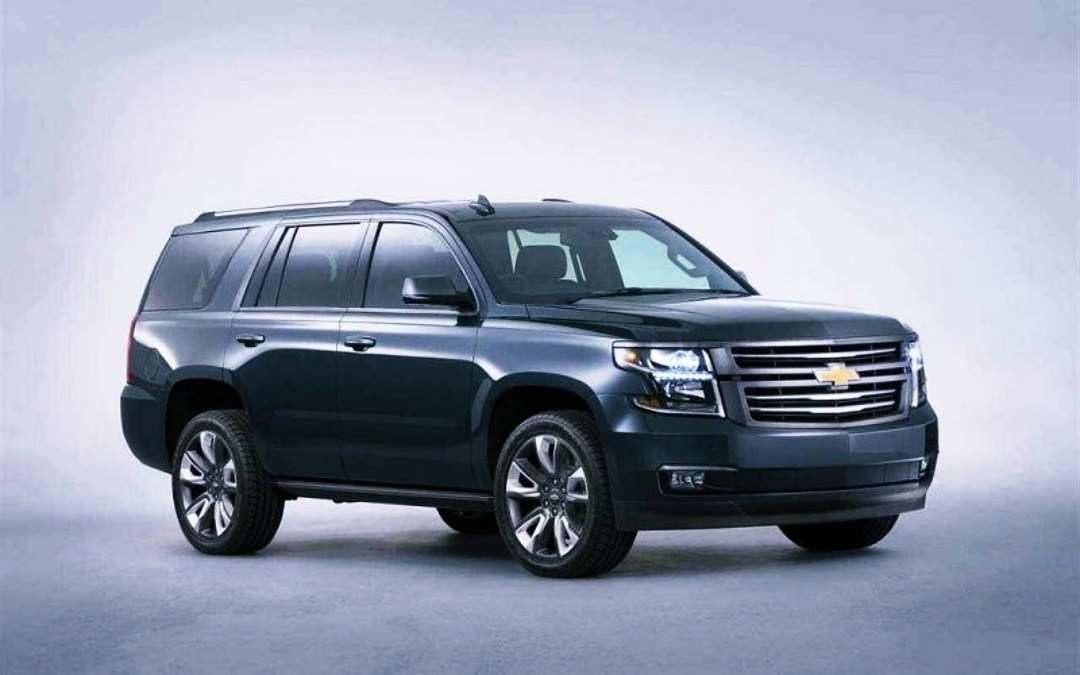 43 Great 2020 Chevy Tahoe Concept Spy Shoot with 2020 Chevy Tahoe Concept