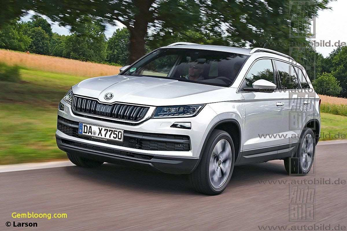 44 All New 2019 Skoda Snowman Rumors for 2019 Skoda Snowman
