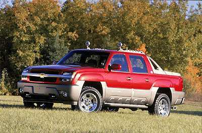 44 Gallery of Chevy Avalanche Concept Wallpaper with Chevy Avalanche Concept
