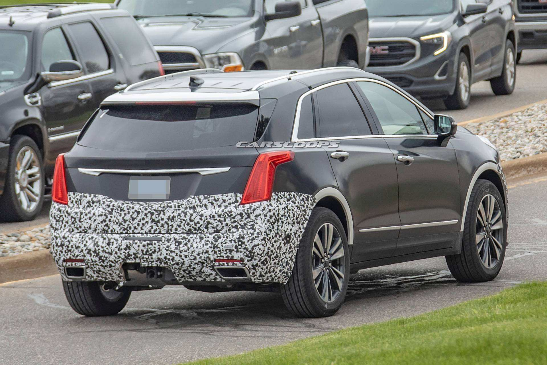 44 New Spy Shots Cadillac Xt5 Release by Spy Shots Cadillac Xt5