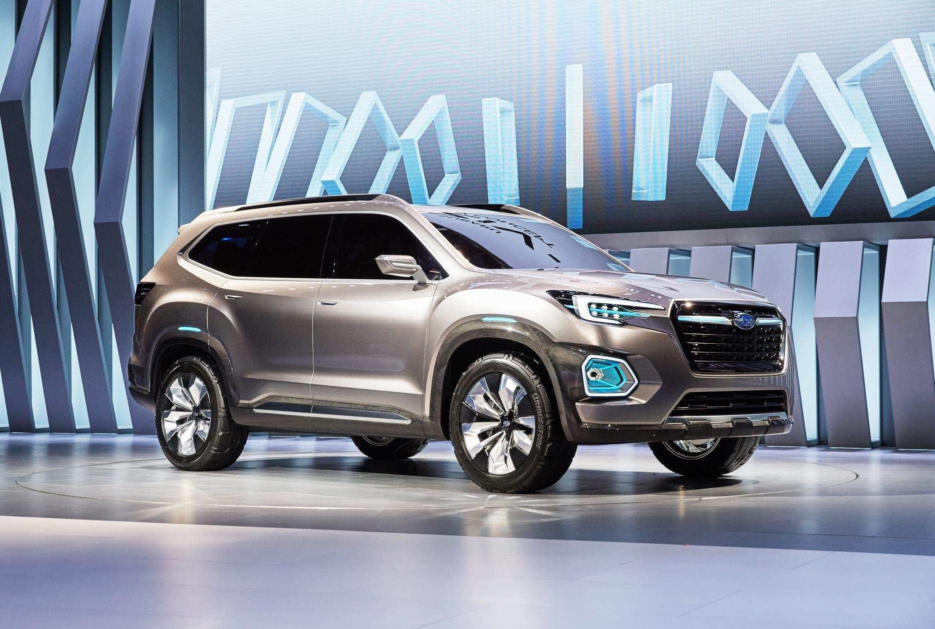 44 New Subaru Tribeca Concept Pictures for Subaru Tribeca Concept