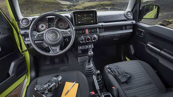 45 Best Review Suzuki Jimny Interior Model with Suzuki Jimny Interior