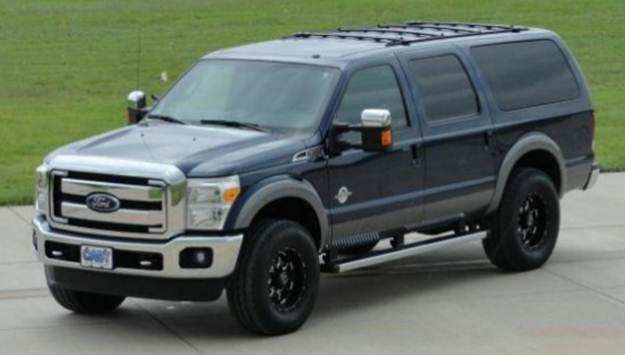 45 The New Ford Excursion 2019 Exterior and Interior for New Ford Excursion 2019
