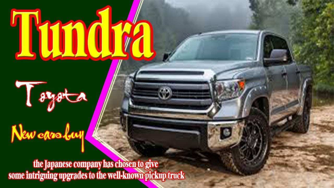 46 All New 2020 Toyota Tundra Concept Engine for 2020 Toyota Tundra Concept