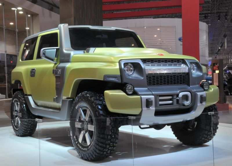 46 Concept of 2019 Ford Troller T4 Prices for 2019 Ford Troller T4