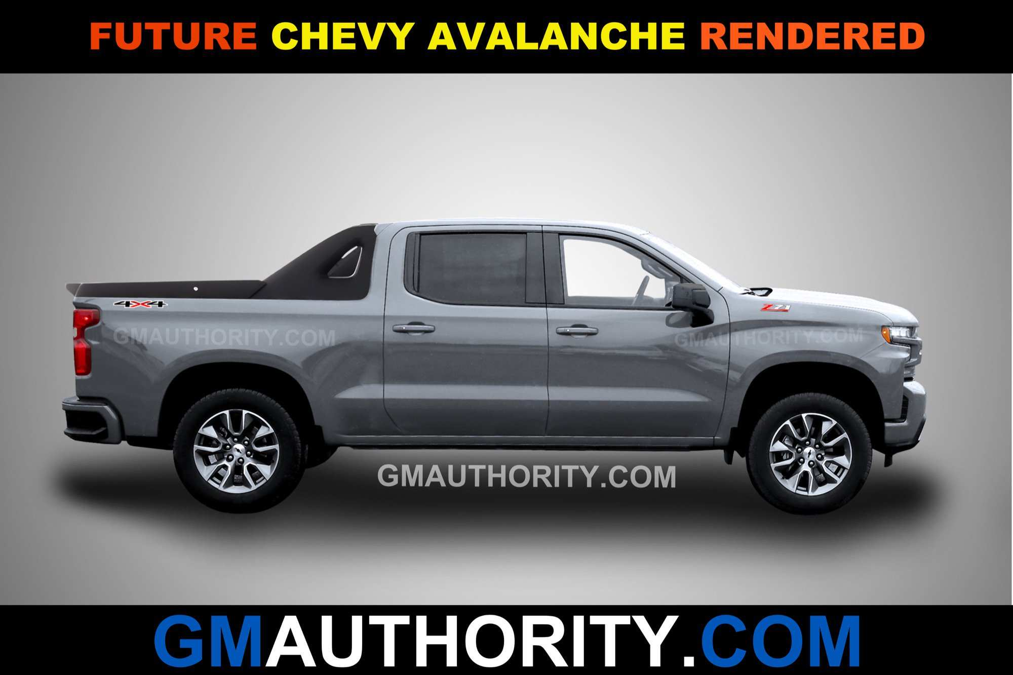 46 Gallery of Chevy Avalanche Concept History with Chevy Avalanche Concept