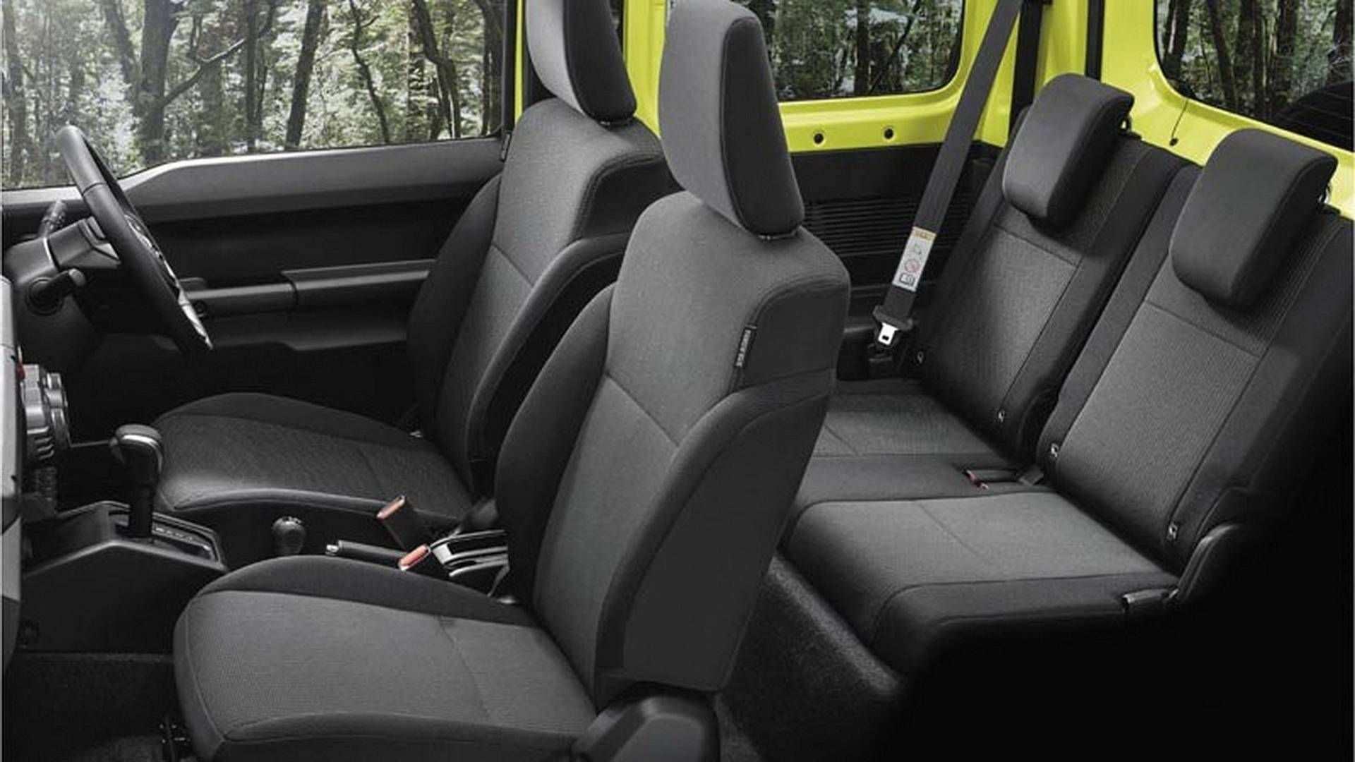 46 New Suzuki Jimny Interior Prices for Suzuki Jimny Interior