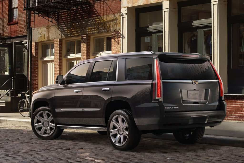 46 The 2020 Escalade Style with 2020 Escalade
