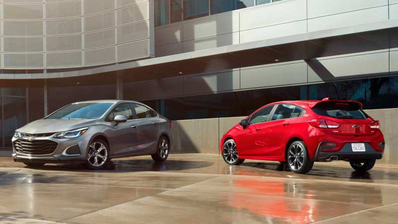 47 All New 2020 Chevrolet Cruze History for 2020 Chevrolet Cruze
