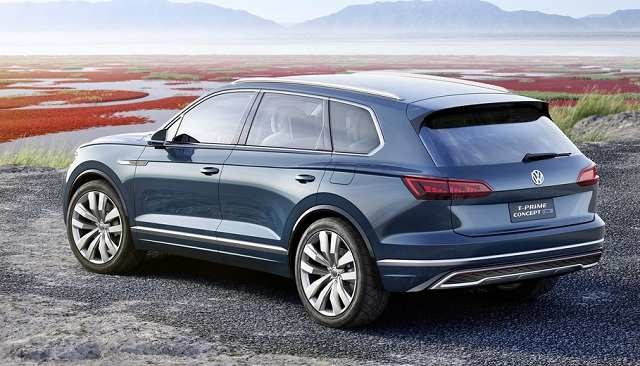 47 All New Touareg Redesign Review for Touareg Redesign