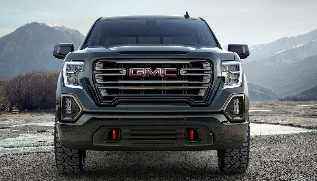 48 Concept of 2020 Gmc Sierra Concept Specs and Review for 2020 Gmc Sierra Concept