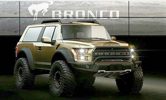 48 Gallery of Svt Bronco 2020 Performance with Svt Bronco 2020