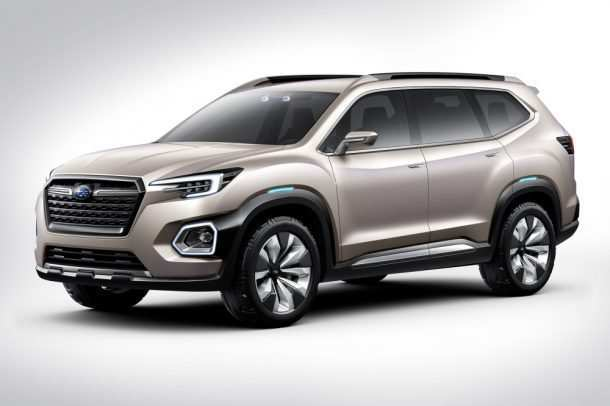 48 Great Subaru Tribeca Concept Overview for Subaru Tribeca Concept