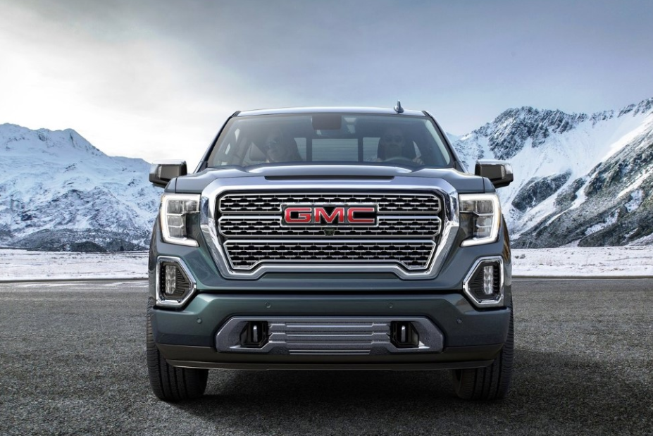 48 New 2020 Gmc Sierra Concept Photos with 2020 Gmc Sierra Concept