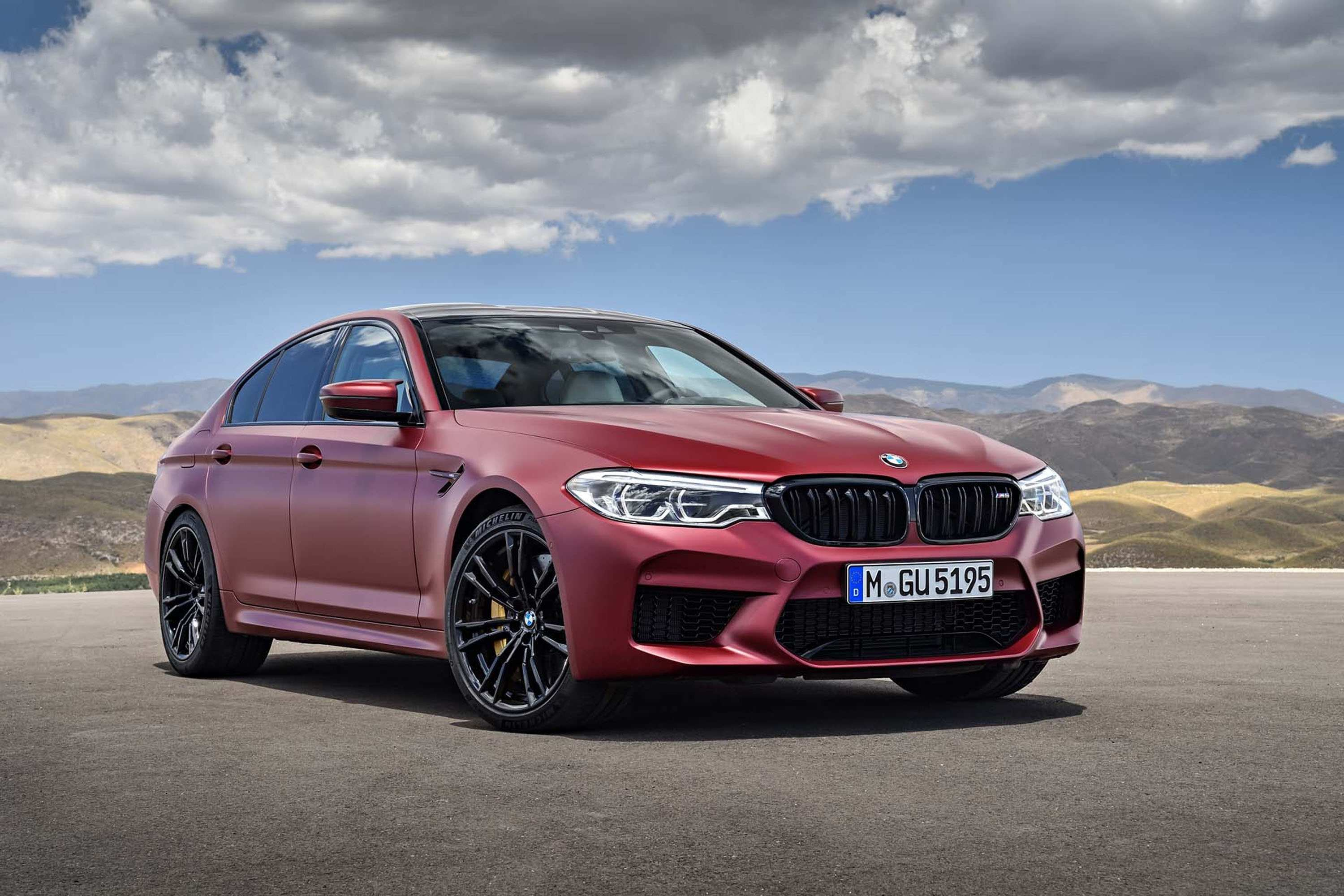 48 The Bmw M5 Redesign Overview for Bmw M5 Redesign