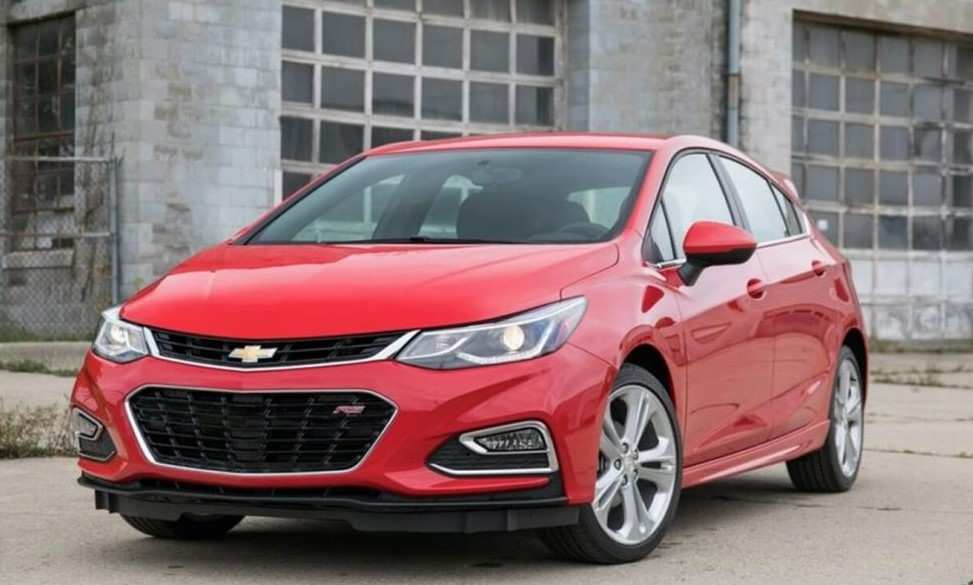 49 Best Review 2020 Chevrolet Cruze Spesification with 2020 Chevrolet Cruze
