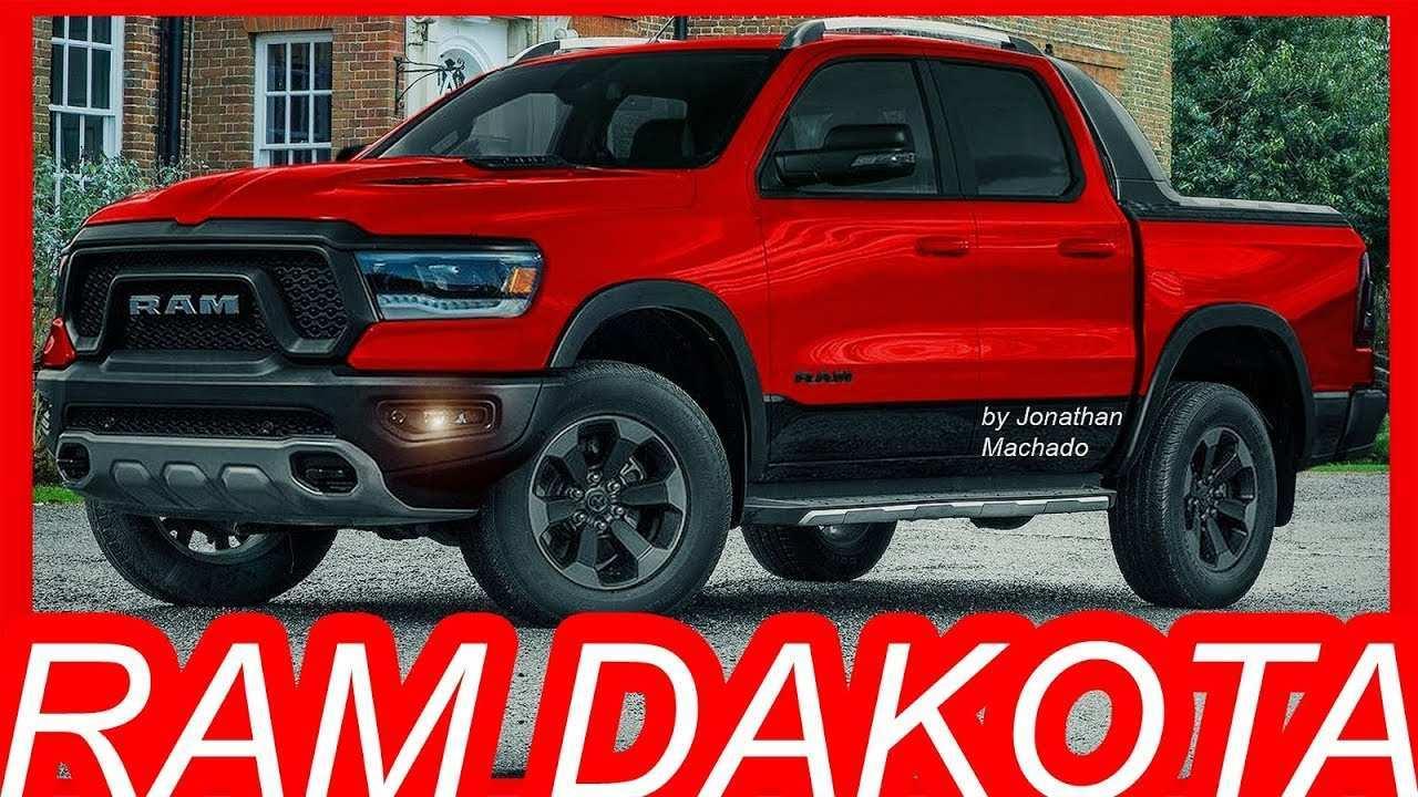 49 Concept of Dodge Dakota 2020 Review for Dodge Dakota 2020