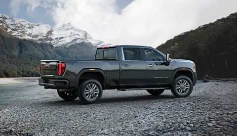 49 New 2020 Gmc Sierra Concept Prices by 2020 Gmc Sierra Concept