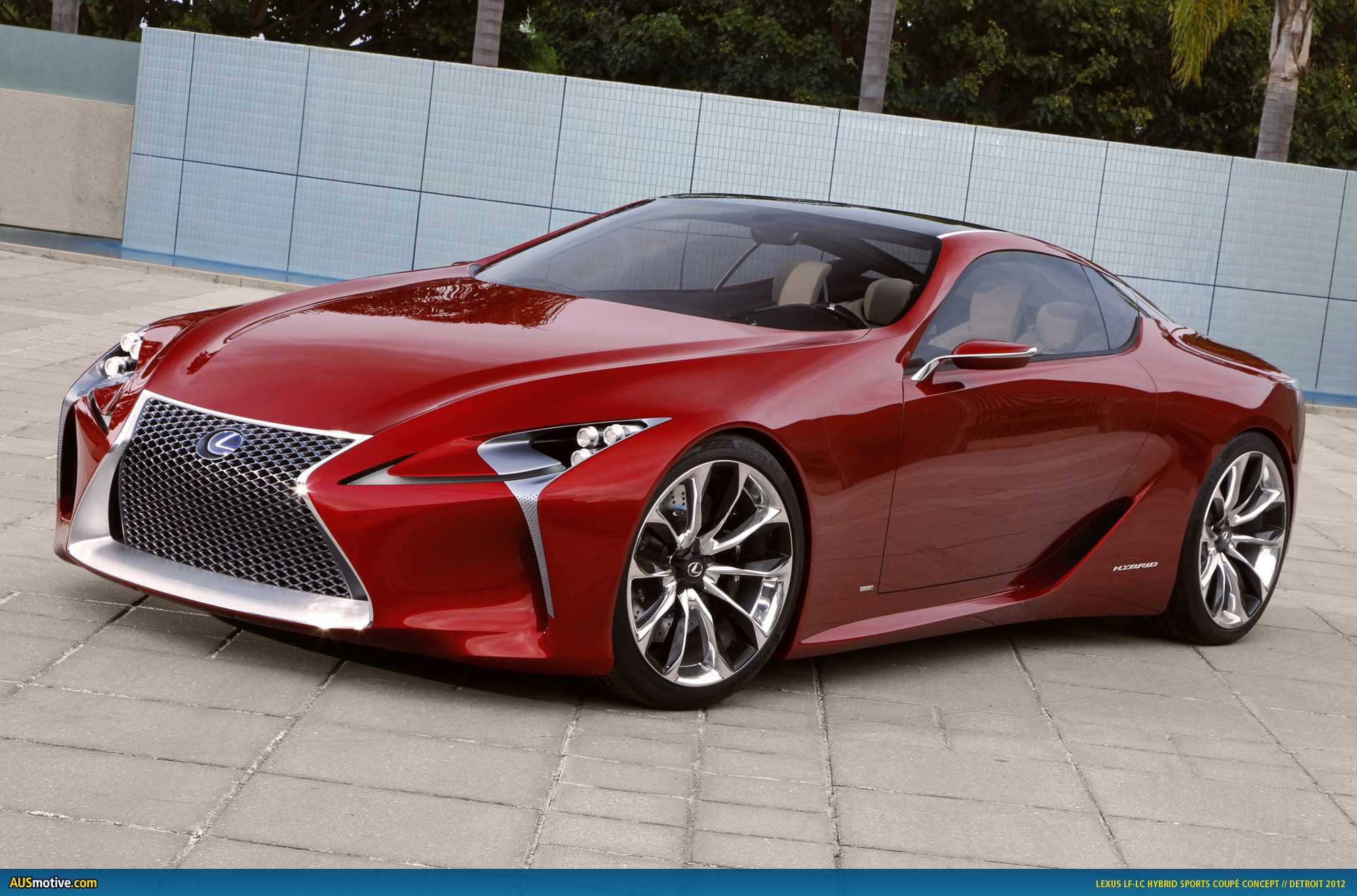 51 Great 2019 Lexus Lf Lc Redesign and Concept with 2019 Lexus Lf Lc
