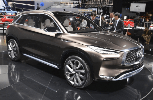 52 The 2020 Qx60 Release with 2020 Qx60