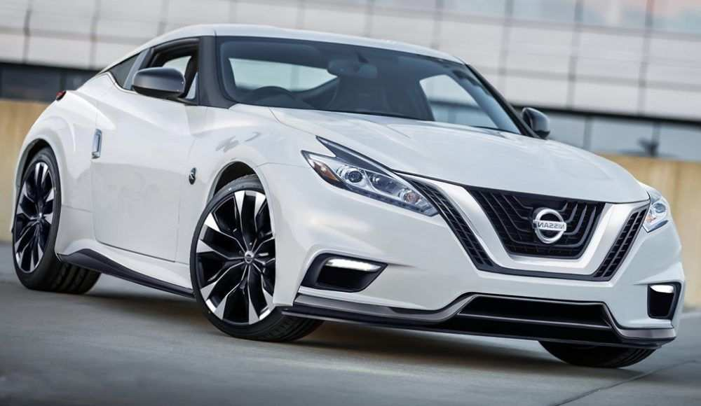 54 Great New Nissan Z35 Picture by New Nissan Z35