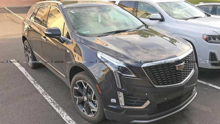 55 All New Spy Shots Cadillac Xt5 Redesign and Concept for Spy Shots Cadillac Xt5