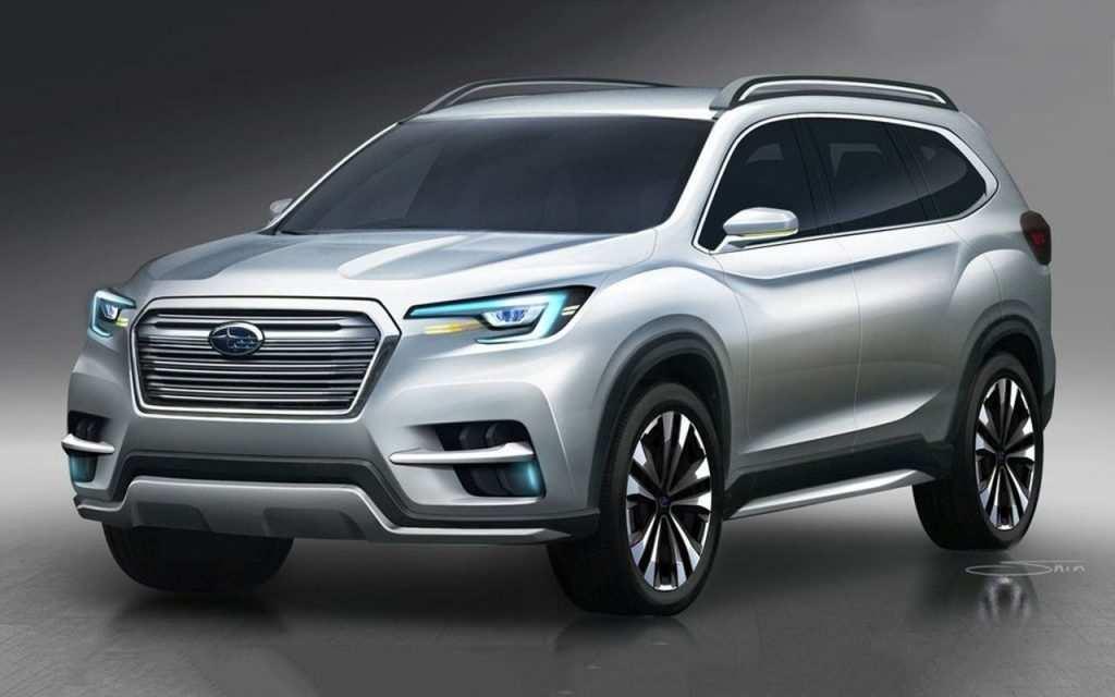 55 Concept of Subaru Tribeca Concept Speed Test with Subaru Tribeca Concept