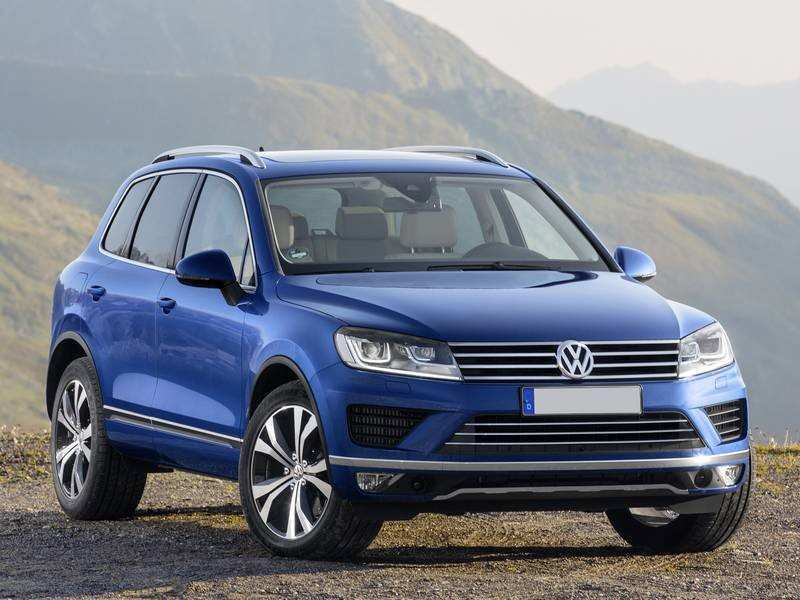 55 Great Touareg Redesign Price and Review for Touareg Redesign