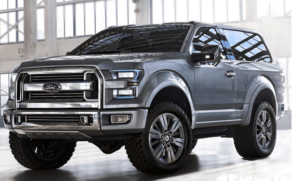 55 New 2020 Bronco Pictures Model for 2020 Bronco Pictures