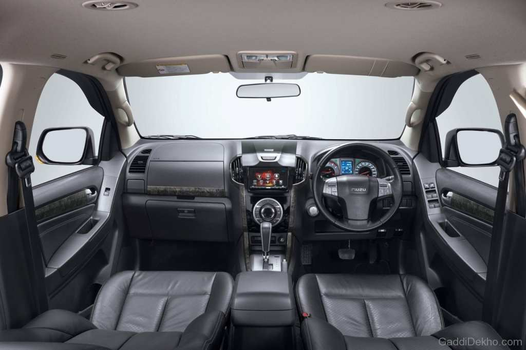 55 New Isuzu Mu X Interior Redesign by Isuzu Mu X Interior