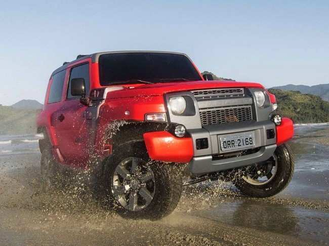 56 New Ford Troller Reviews by Ford Troller