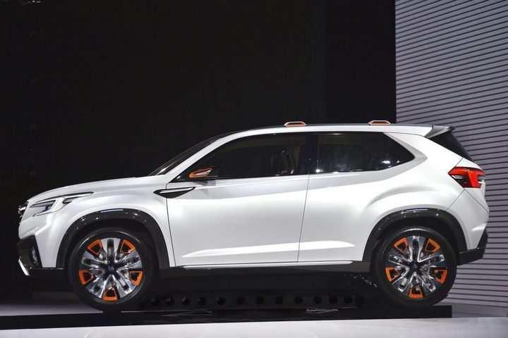 56 The Subaru Tribeca Concept Redesign for Subaru Tribeca Concept