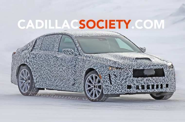 57 Best Review Cadillac Spy Shots Release for Cadillac Spy Shots