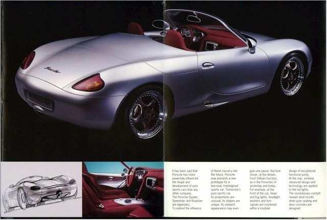 57 Great Porsche Boxster Concept Configurations with Porsche Boxster Concept