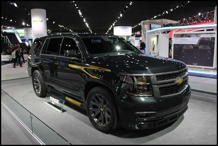58 Concept of 2020 Chevy Tahoe Concept Images by 2020 Chevy Tahoe Concept