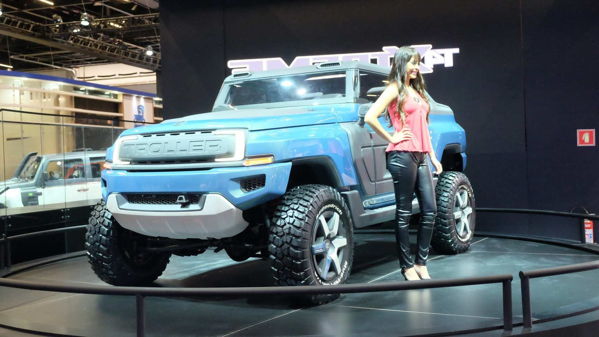 58 New 2019 Ford Troller T4 Price and Review by 2019 Ford Troller T4