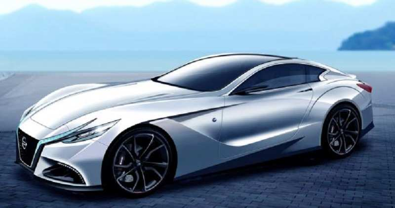 59 The New Nissan Z35 Exterior and Interior with New Nissan Z35