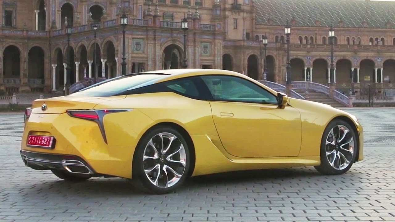 61 Concept of Lexus Lf Lc Release Date Redesign by Lexus Lf Lc Release Date