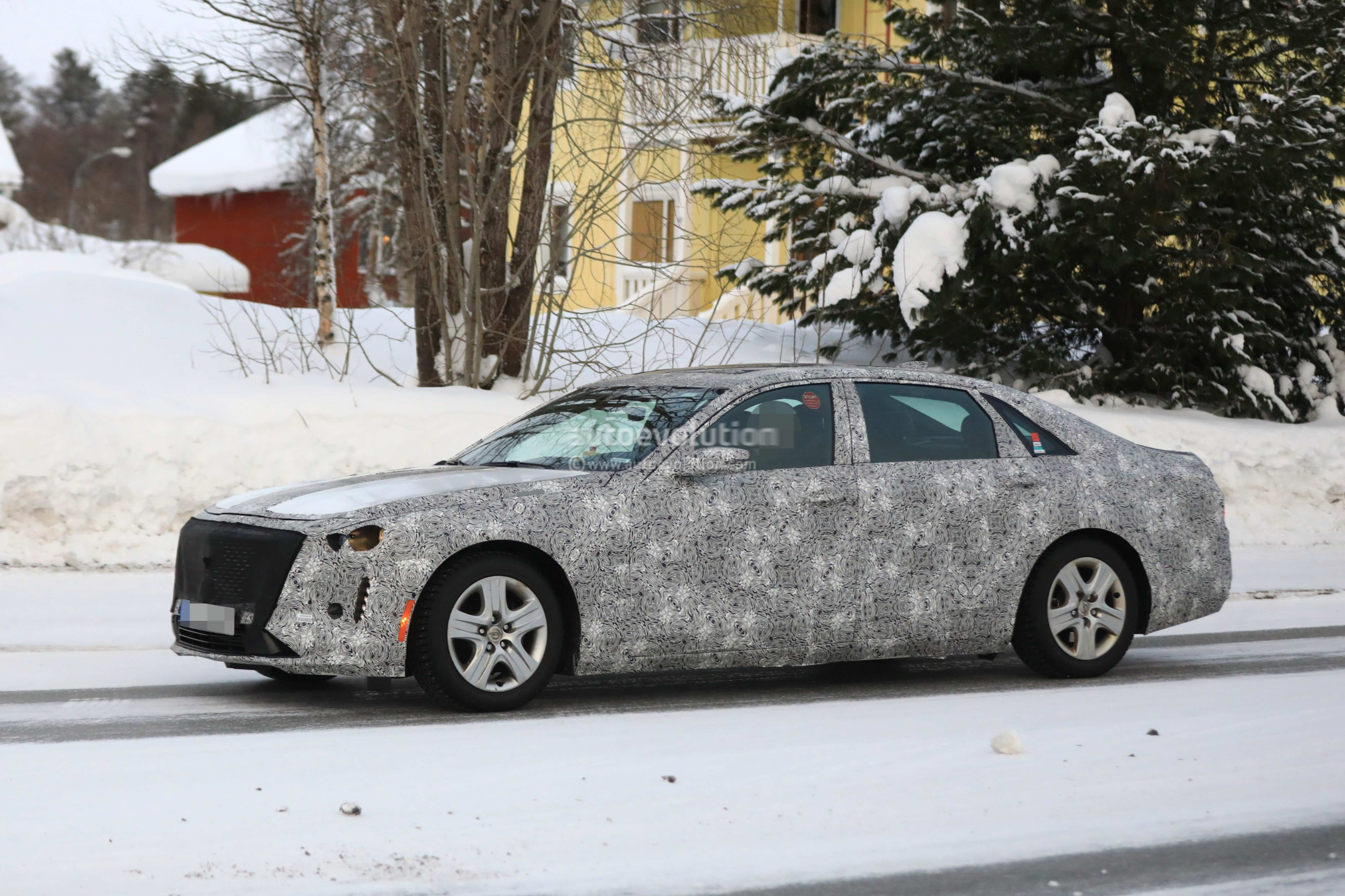 61 Great Cadillac Spy Shots Release Date for Cadillac Spy Shots