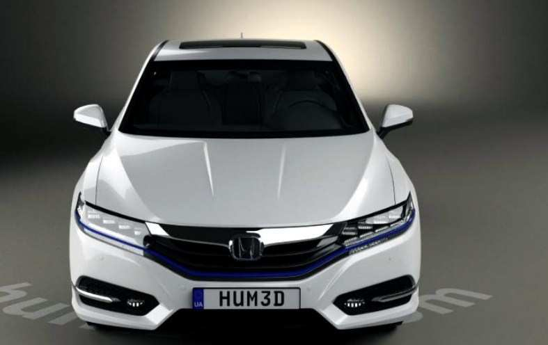 61 New Honda Spirior Release Date New Concept with Honda Spirior Release Date