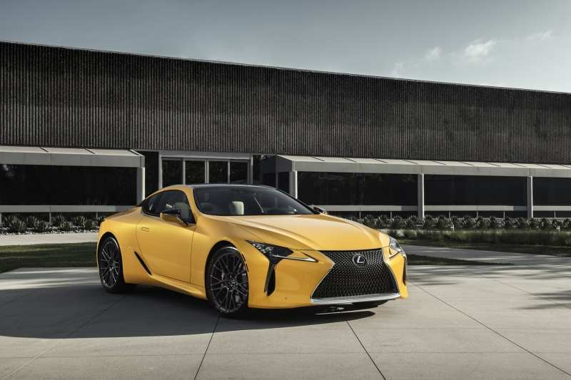 62 All New 2019 Lexus Lf Lc First Drive with 2019 Lexus Lf Lc