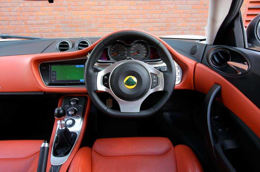 62 Gallery of Lotus Evora Interior Overview with Lotus Evora Interior